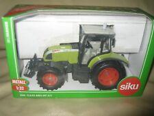 Siku 3256 TRATTORE Farmer 3256 Claas Ares 697 kcal 1:32 NUOVO-IMBALLAGGIO ORIGINALE non aperto