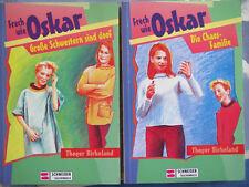 Frech wie Oskar - 2 Kinder bzw. Jugendbücher von Thoger Birkeland Band 1+2