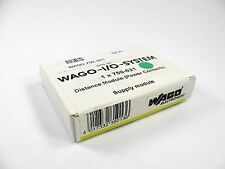 Wago 750-621 - new -; WAGO I/O Système: Distance Modules (Power contacts)