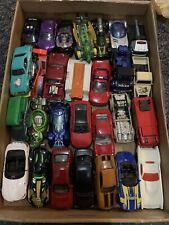Diecast Toy Car Bundle Job Lot - Hot Wheels, Realtoy, Speed Machines & More!