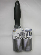 New Fabric Magic Sticky Lint Roller 40 Easy Peel Paper Sheets And Refill FM1007