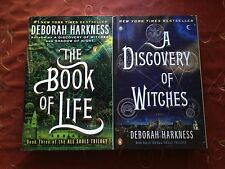All Souls Trilogy: A Discovery of Witches Book 1 & 3 by Deborah Harkness