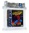 The Amazing Spider-Man (Gameboy) WATA Graded 7.5 B Sealed; Not VGA For Sale