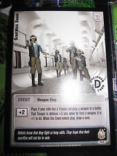 STAR WARS CCG JEDI KNIGHTS CARD MINT/N-MINT RARE SENATORIAL GUARD FOIL CARD 79 R