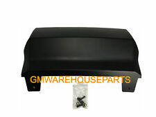 2015-2017 TAHOE SUBURBAN REAR BUMPER HITCH COVER PAINT TO MATCH NEW GM  23142973