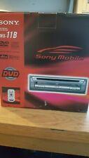 Sony DVX-11B car DVD player