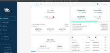 Bitmain antMiner S9j 14.5TH/s avec alimentation mineur bitcoin btc