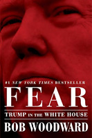 Fear - Trump in The White House by Bob Woodward (2018 Hardcover Dust Jacket) New