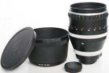 Zeiss Jena Sonnar 180mm f2.8 Asb Obiettivo Exakta Supporto in Scatola con