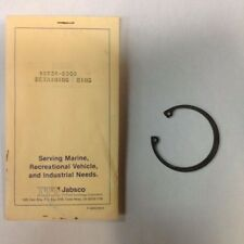 JABSCO RETAINING RING #18724-0000 BEARING TO BODY RETAINING RING