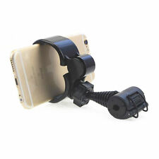 Universal Car SUV Black 360° Headrest Back Seat Holder Mount Kit For Cell Phone