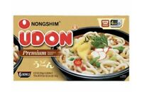 6-9.7oz Korean Udon Noodles Soup Bowls Nongshim BPA Free Ramen Cup Instant Lunch