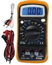 SW-Stahl Kompakt Digtital Multimeter Messgerät LCD Voltmeter Tester mit 9V Block