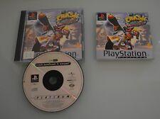 Crash Bandicoot 3 Warped Sony Playstation 1 PS1 PAL VF