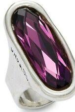 UNO DE 50 ° Anillo MOMBASA Morado - cristales Swarovski® Element - 18 - ø18,5