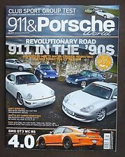 911 & Porsche World, July 2013, Iss 232, Retro 911, GMG GT3RS 4.0, Cabrio Fixes