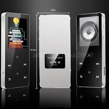 Metal Bluetooth MP3 Music Player Loseless 8GB Touch Screen Bluetooth TF FM E8Z4