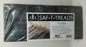 Saf-T-tread Rectangular Indoor Stair Tread Mats Safty Reduce Traffic Noise USA