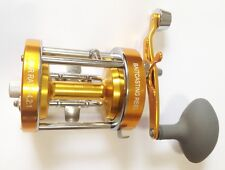 MingYang Reel Gold CL70A Baitcasting Trolling Reel Right handed Lake Fishing