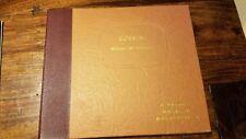 """Rossini """"William Tell - Overture"""" - Victor Musical Masterpiece 2 album set M-455"""