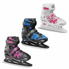 New listing Roces Jokey Ice Boy Girl Kinder-Schlittschuhe Ice Skates Size Adjustable New