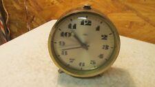 Vintage Prim Czechoslovakia Alarm Clock Parts