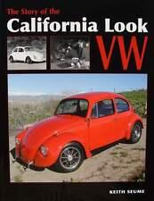 BOEK/LIVRE/BOOK : VW CALIFORNIA LOOK (volkswagen kever,beetle,Coccinelle,60s,70s