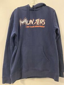 NFL Chicago Bears Monsters Of The Midway Fanatics Men's Sweatshirt Size Large