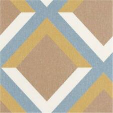 101343030 - Moove Geometric Blue Casadeco Wallpaper