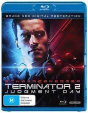 Terminator 2 - Judgment Day (Blu-ray, 2017)