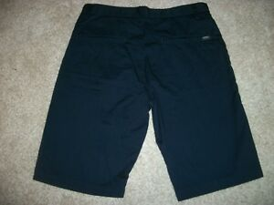VOLCOM STONE New NWT Mens Casual Chino Frickin Shorts Blue Navy 643 Style Number