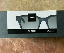 Bose Frames Alto Audio Sunglasses - Black NIB