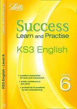 Very Good, English Level 6: Learn and Practise (Letts Key Stage 3 Success) (Lett