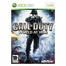 JUEGO XBOX 360 CALL OF DUTY WORLD AT WAR X360 5760780
