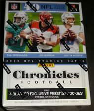 2020 Panini Chronicles NFL Football BLASTER BOX with Exclusive Prestige Rookies