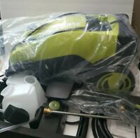 Portable Electric Pressure Washer Sun Joe SPX3000 2030 Max PSI Cleaning Car Home