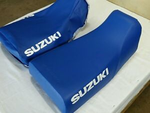 LTF250 LTF300 SEAT COVER 1987 TO 1998 MODEL SEAT COVER  BLUE (S36)