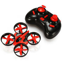 Eachine E010 Mini 2.4G 4CH 6 Axis Headless Mode Memoria RC Quadcopter RTF Dron
