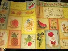 Folk Art Primer Painting Book #2-Snyder/Jo Sonja-Fruit/Leaves/Wild Flowers/Kitch
