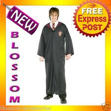 C81 Licensed Harry Potter Adult Man Robe Halloween Fancy Costume