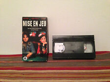 Luck / Mise en jeu VHS tape & sleeve FRENCH