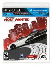 Need for Speed Most Wanted - Playstation 3 , New, Free Shipping