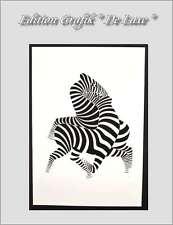 Lo splendido grafica ORIG serigrafie-Victor Vasarely-RARO