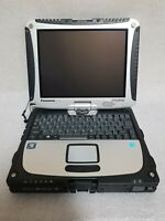 PANASONIC TOUGHBOOK Rugged Laptop CF-19 MK8 i5-3610ME@2.7GHz,256SSD,8GB,320HRS