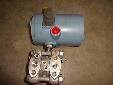 BRISTOL BABCOCK 2408-30B-321 DP TRANSMITTER FLOW METER 211-121-000