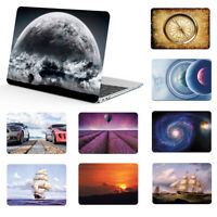 """Plain Hardshell Case Cover For 2018 Apple Macbook Air 13"""" Retina Model A1932 ID"""