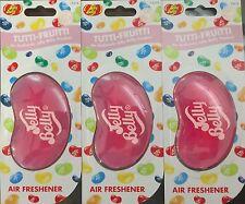 Jelly Belly TUTTI Fruitti - 3d Air Freshener 15215 AU