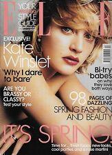 ELLE Magazine April 2000 Kate Winslet
