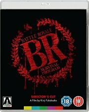 Battle Royale (Director's Cut) [Blu-ray] [DVD][Region 2]