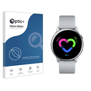 Optic+ Nano Glass Screen Protector for Samsung Galaxy Watch Active